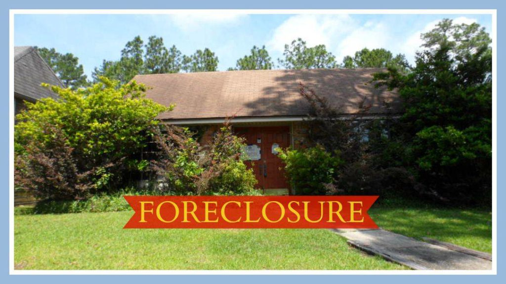 foreclosure resources